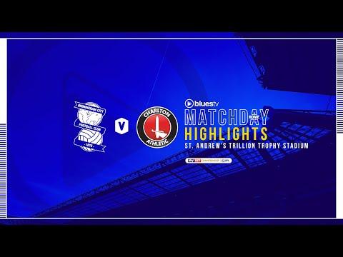 Birmingham Charlton Goals And Highlights