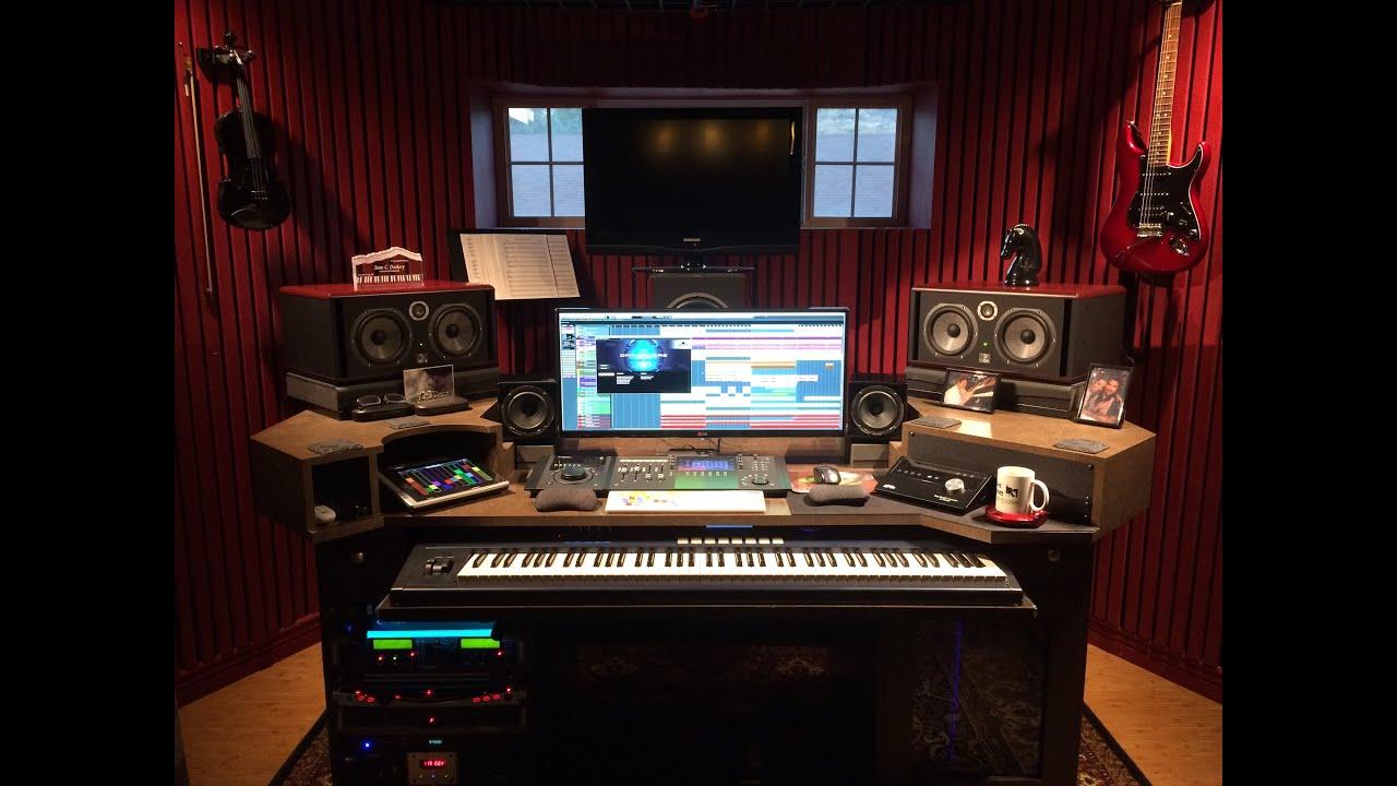 Sean Christophers 2014 Boise Idaho Home Studio  YouTube