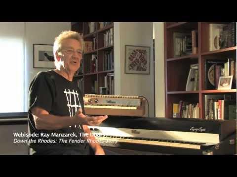 Down the Rhodes Webisode: Ray Manzarek