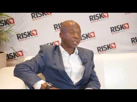 Insurance Conference 2017    Chief Executive at Accenture South Africa, William Mzimba