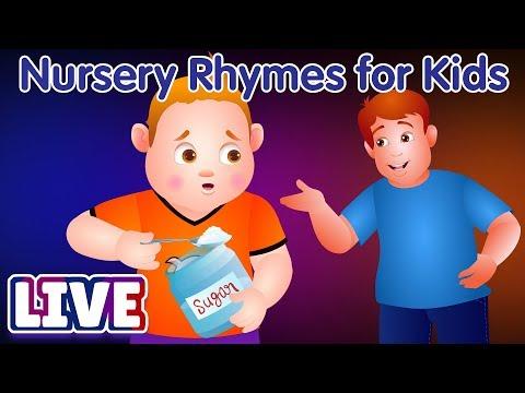 ChuChu TV Classics - Popular Nursery Rhymes & Songs For Kids - Live Stream - วันที่ 15 Mar 2018