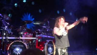 Queensryche - Roads to Madness - Parker Lundgren on 12 string- Dubuque Ia  - 3 5 2013