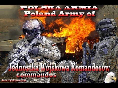 Komandosi Z Lublińca JW 4101,POLISH SPECIAL FORCE