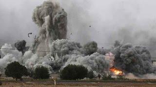 Russian airstrikes in Syria. Авиаудары Российских ВВС по позициям террористов в Сирии