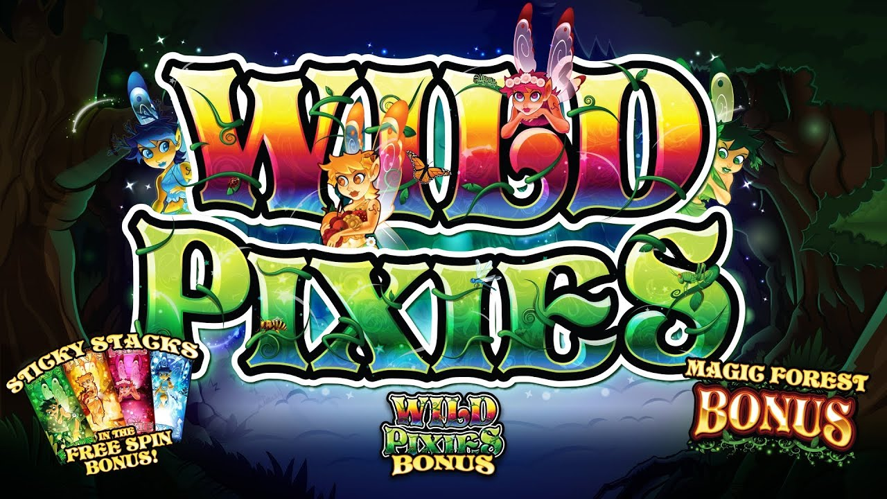 Wild Pixies Slot Machine