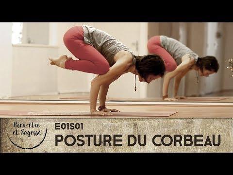 Yoga tutoriel - BAKASANA