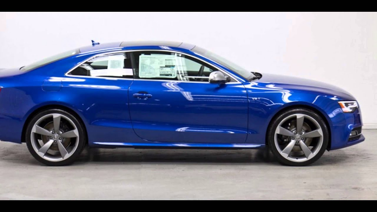 2016 Audi S3 Sepang Blue Pearl Effect Youtube