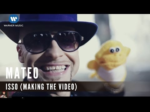 Mateo - Isso (Making the Video)