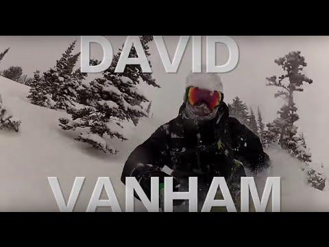 Extreme Athletes: DAVE VANHAM