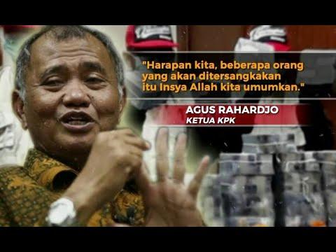 Imbau Tunda Tetapkan Tersangka, Pemerintah Intervensi KPK?