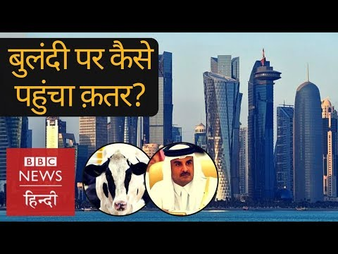 How is Qatar coping with its economic embargo? (BBC Hindi)