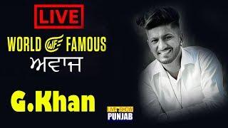 G. Khan live at kartarpur
