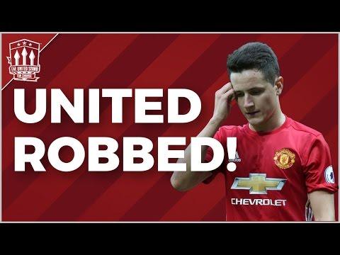 Michael Oliver Rant! CHELSEA VS  MAN UTD 1-0