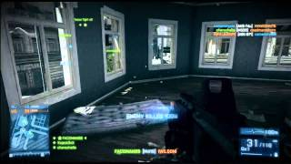 NEW BATTLEFIELD 3 1080P MULTIPLAYER TD OPERATION METRO[GAMEPLAY XBOX360/PC/PS3][BF3] HD PVR Hauppage