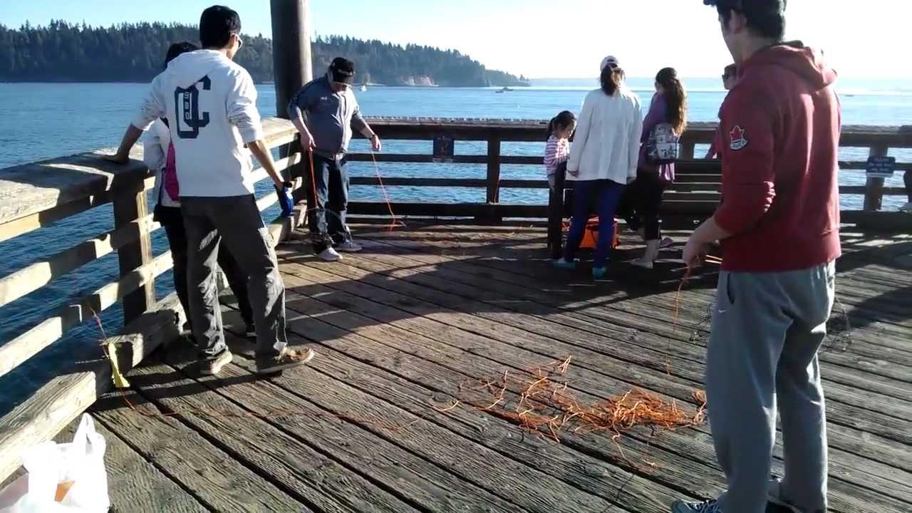 crabbing license vancouver
