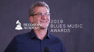 Robert Gordon On His Book 'Lost Delta Found' Being Inducted Into The Blues Hall Of Fame