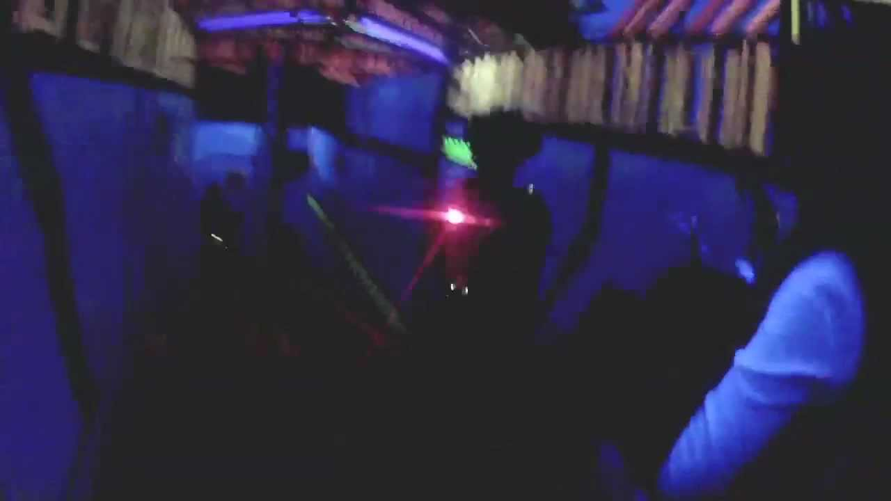 Junior High Laser Tag Game 2 Youtube