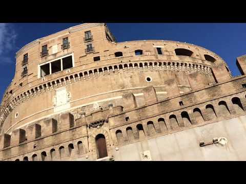 VATICAN St. Peter's Square & Castel Sant'Angelo