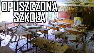 Opuszczona szkoła Lenina na Białorusi - Urbex History