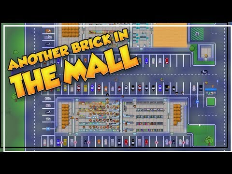 ★ Setup the new store - Another Brick in the Mall game Series 2 - pt 16 (let's play/gameplay)