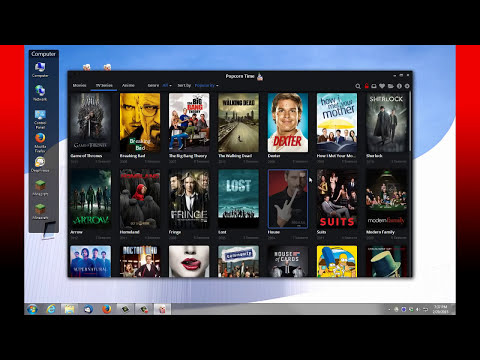 How to fix Popcorn Time Movie data issue