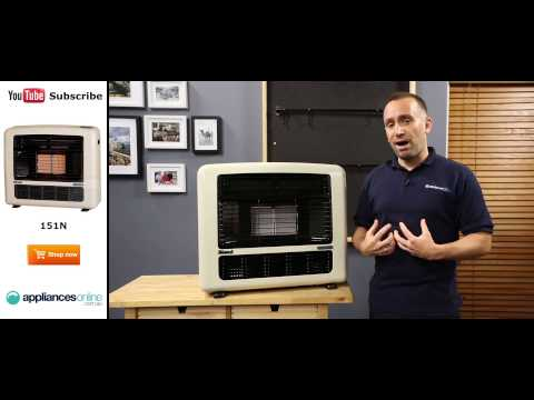 Rinnai Titan Natural Gas Heater 151N reviewed by product expert - Appliances Online