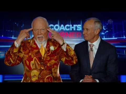 NHL Coach's Corner Playoffs May 25th, 2017