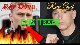 Eminem - Devil's Grave [G.O.A.T] (Machine Gun Kelly Diss) REACTION!!!