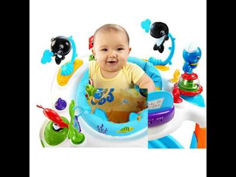 495b7c331772 Best exersaucer for baby 2017 - YouTube