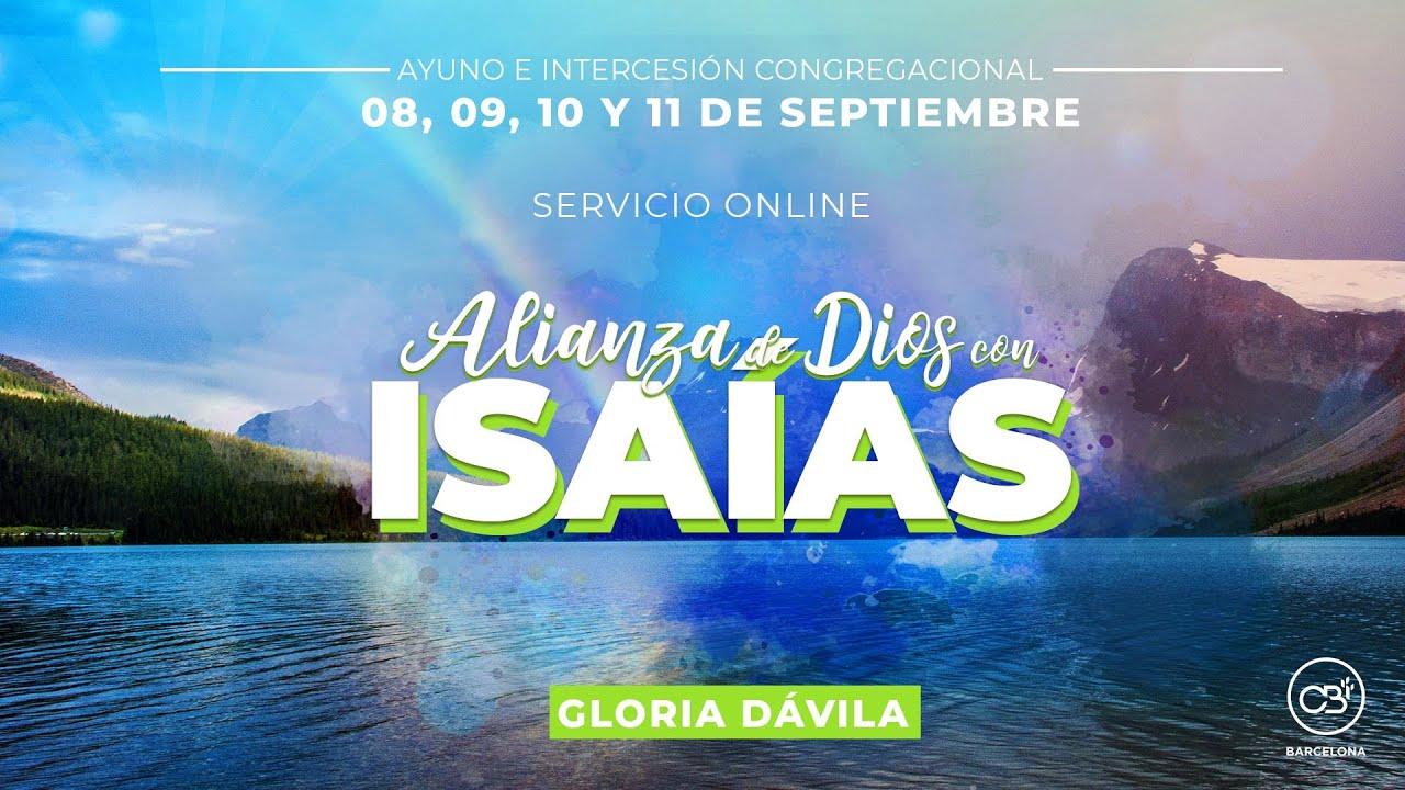 Alianza de Dios  con Isaías - Esperanza de Salvación Isaías- Pr. Clemente González - CBI Barcelona