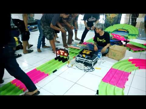 SERI 1 - Indonesia Cup 2014 Tamiya Mini 4WD