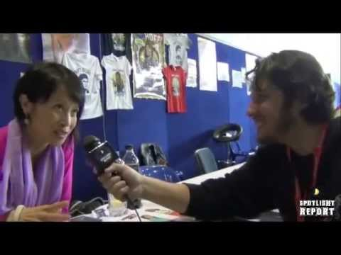 Futurama's Lauren Tom Interview On The Spot