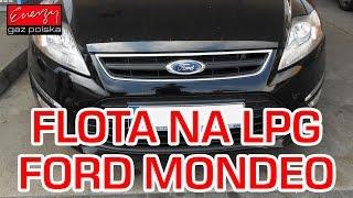 Montaż LPG Ford Mondeo z 1.6 2014r w Energy Gaz Polska na gaz BRC SQ 32