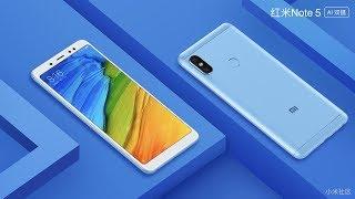 Xiaomi Redmi Note 5 ИДЕАЛЬНЫЙ до 200$! Nokia 9 копирует Iphone X. Полноэкранный смартфон от Huawei