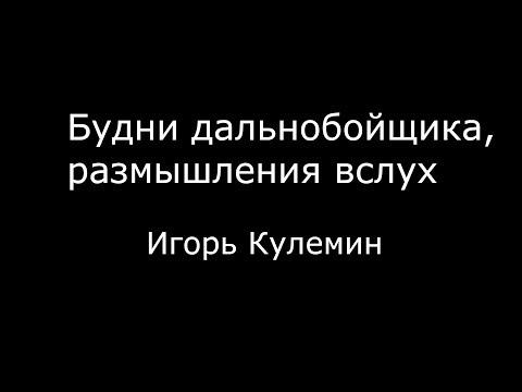 Ответ на комментарий к видео: Обзор! Рейс Москва-Мурманск. Ставка 50000. Спасибо за комментарий.