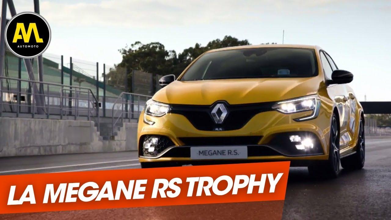 Renault Megane R S Trophy Une Voiture D Exception