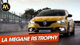 Renault Mégane R.S Trophy : une voiture d'exception