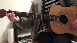 hope - alex g | guitar cover + tab