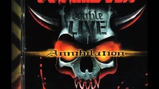 ANNIHILATOR - Refresh The Demon - Double Live  2003