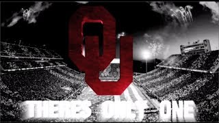 2014 Oklahoma Sooners Trailer
