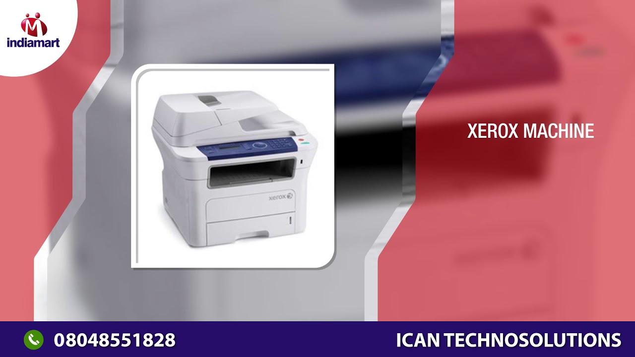 Xerox 7545 Photocopier Machine