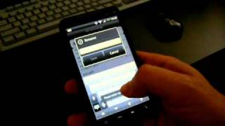 Android Ringtone from Voice Memo - HTC EVO