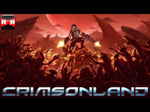 Crimsonland HD (By 10tons) - iOS - iPhone/iPad/iPod Touch Gameplay - 동영상