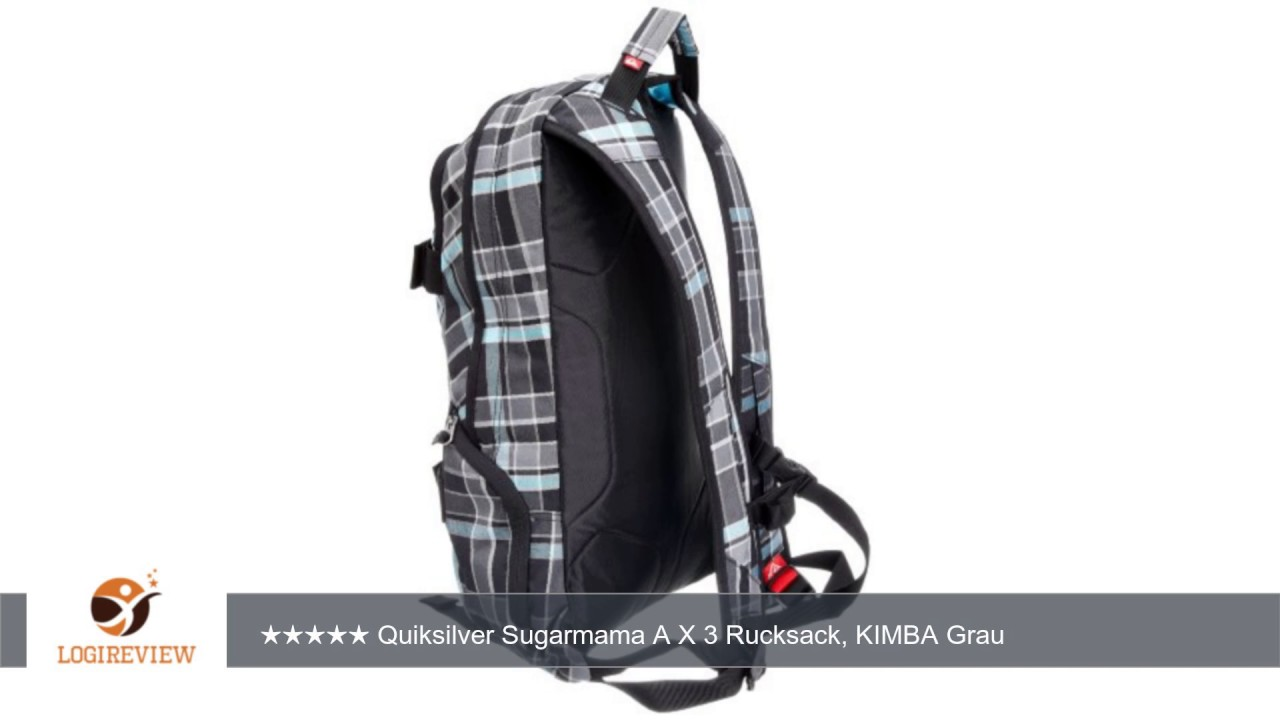 quiksilver sugarmama a x3 kimba352 herren rucks cke. Black Bedroom Furniture Sets. Home Design Ideas