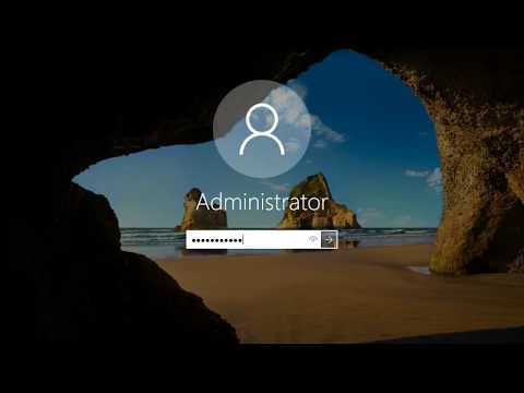 Interactive logon message - Windows Server 2016