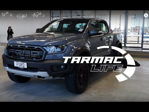 Ford Ranger Raptor NZ walkaround