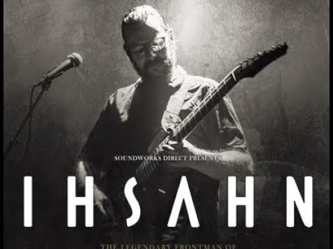 "Ihsahn new solo album titled ""Ámr"" tracklist and art + release date unveiled!"