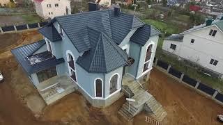 видео Монтаж, ремонт и устройство кровли, строительство крыши дома в Чебоксарах