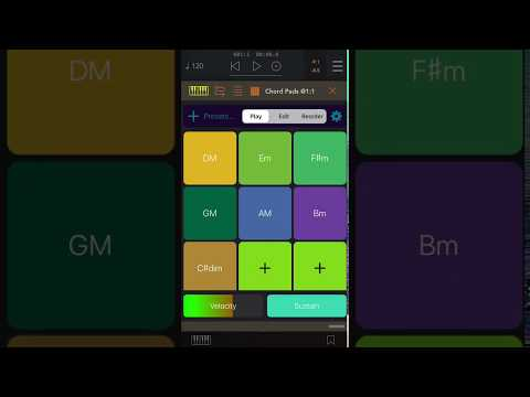 Tonality: Circle of Fifths and Scale Chords Demo