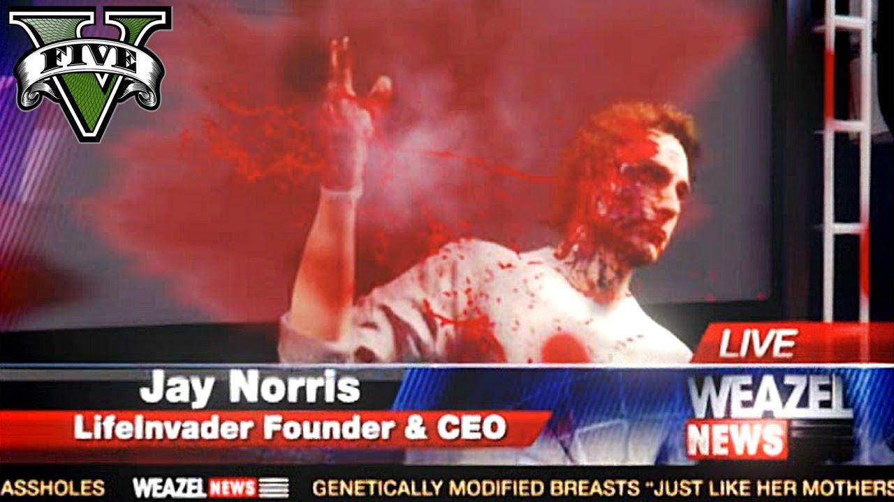 Download GTA 5 PC Gameplay - Killing Jay Norris [1080p HD]